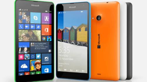 Microsoft Lumia 535 Offerta Wind