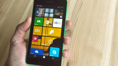 Microsoft Lumia 535 Offerte Fastweb