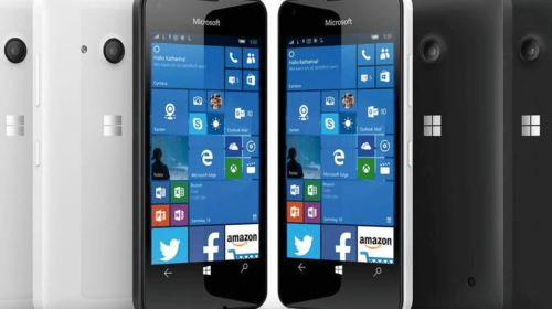 Microsoft Lumia 550 Offerta Tim