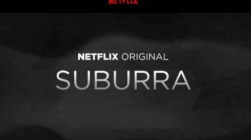 Suburra: la prima produzione Netflix italiana