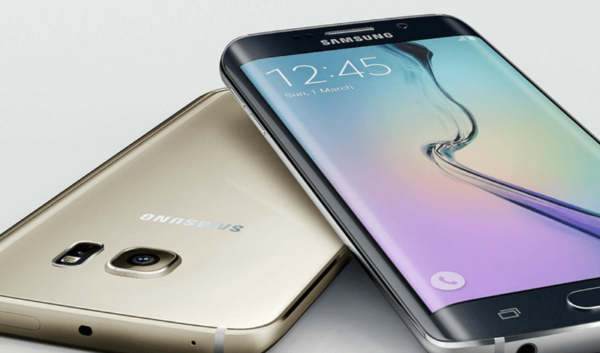 Samsung Galaxy S6 Edge Tre