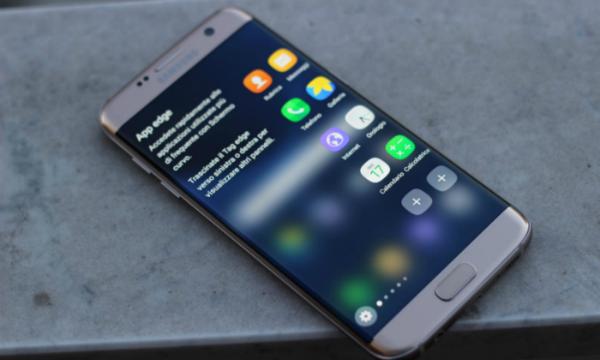 Samsung Galaxy S7 Edge Tre