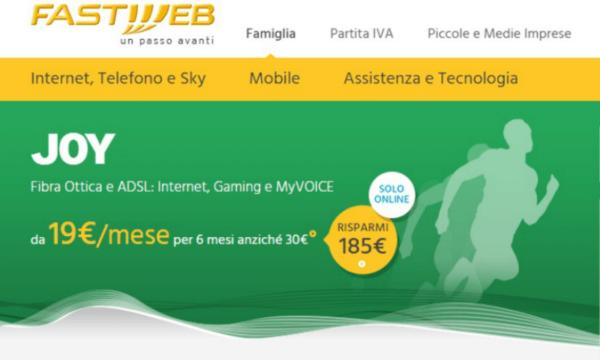 Fastweb ADSL: le offerte per la linea Internet di casa, chiamate e ...