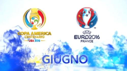 Offerta Sky Calcio per Europei e Coppa America