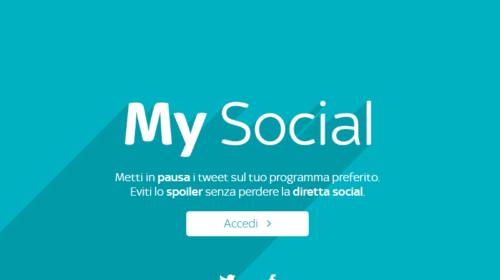 My Social: Tool per Evitare Spoiler su Twitter