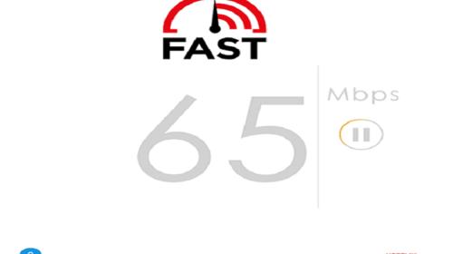 Netflix lancia Fast.com