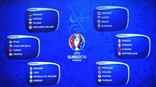 Come vedere gli Europei 2016 su Sky e Rai