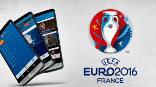 Le Migliori App per Seguire Euro 2016