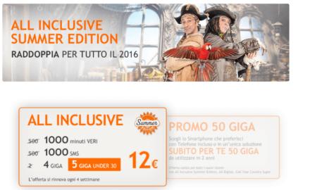 Offerte Wind Mobile All Inclusive Summer Edition Komparatore