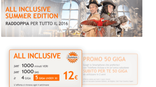 Offerte Wind Mobile: All Inclusive Summer Edition