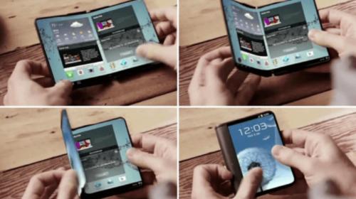 Samsung: in Uscita nel 2017 gli Smartphone Pieghevoli