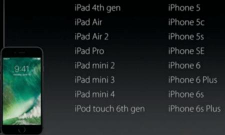 iOS 10 il nuovo sistema Apple per Iphone Komparatore