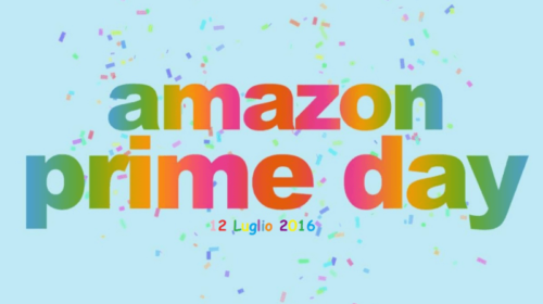 Amazon Prime Day 2016: Arrivano i Saldi Online
