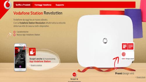 Vodafone Station Revolution: Internet ad Alta Velocità su Tutti i Dispositivi