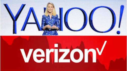 Yahoo! Acquistata da Verizon per 4,8 Miliardi