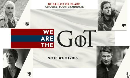 Game Of Thrones Elezioni per il Trono Di Spade