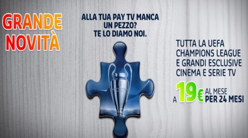 Mediaset Premium in Promozione a 19€