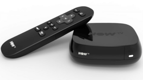 Now Tv Box: contenuti live streaming in Tv