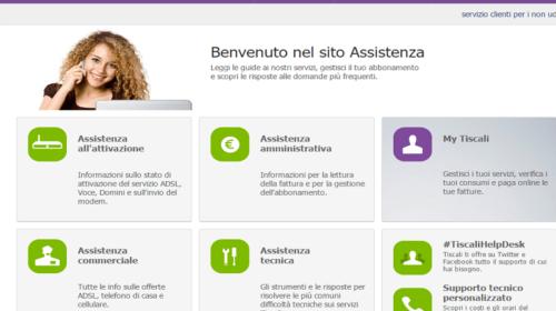 Tiscali Numero Verde: Guida all'Assistenza per i clienti Tiscali ADSL