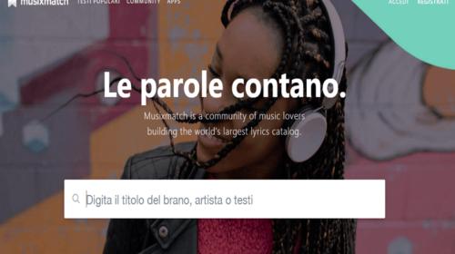 Musixmatch: Come Funziona l'App Italiana Elogiata da Zuckerberg
