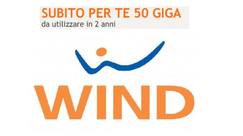 Offerte Wind: Come Ottenere 50 Gb Gratis