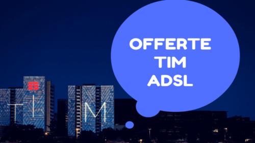 Offerte Tim: ADSL e Chiamate per Casa e Mobile, anche con SKY
