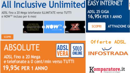 Offerte Infostrada ADSL: Perché attivare le Offerte Wind Oggi