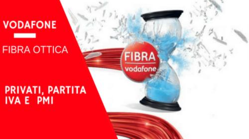 Vodafone Fibra Ottica: Copertura ed Offerte per Privati e PMI