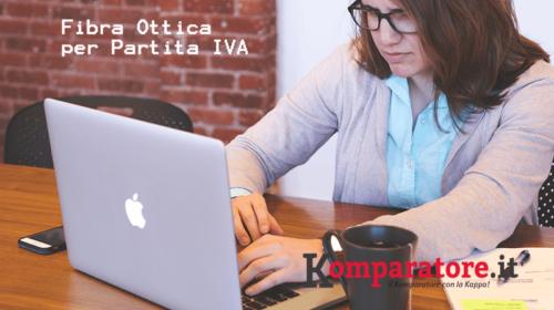 Migliori Offerte Fibra Ottica per Possessori di Partita IVA