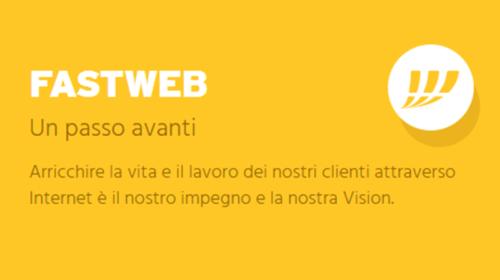 Offerte Internet Fastweb: Promozioni per Casa e Cellulare