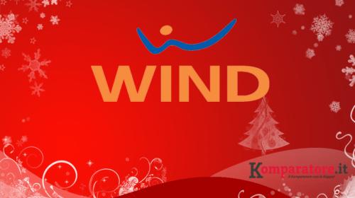 Wind: Offerte Esclusive per Natale 2016