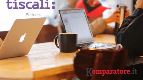 Tiscali ADSL e Fibra Ottica: Offerte Business per Partita IVA e Aziende