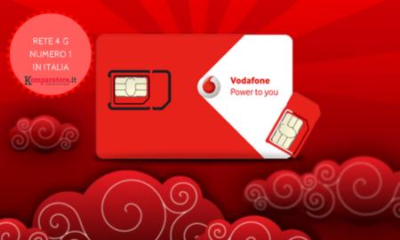 Passa a Vodafone con Tariffe a Partire da 9€