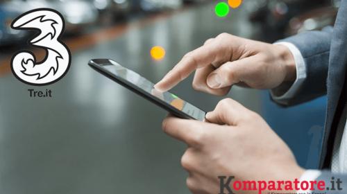 Tre Mobile: Offerte e Promozioni per Natale 2016
