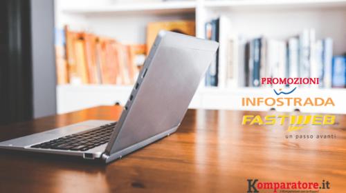 Offerte Fastweb ed Infostrada con Modem ed Attivazione Gratis