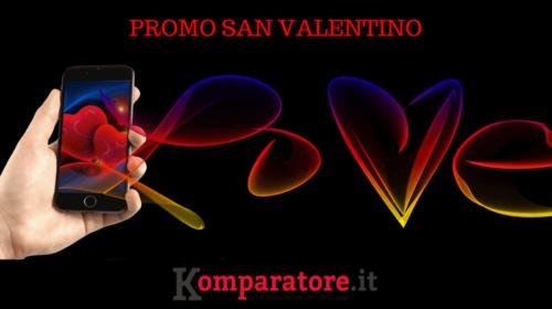 Offerte Mobile San Valentino: Promozioni Per Internet e Chiamate