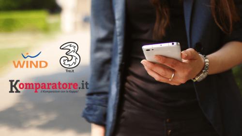 Offerte Mobile Wind e Tre: le Promozioni dopo la Fusione