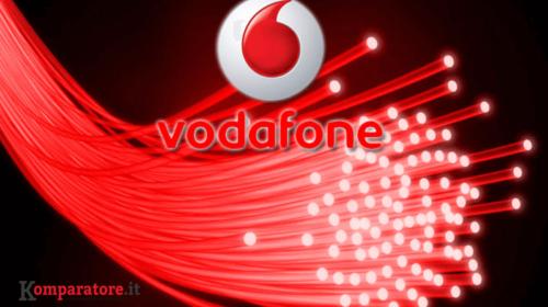 Promozioni Vodafone solo per Oggi su ADSL e Fibra Ottica per Privati e Partita IVA