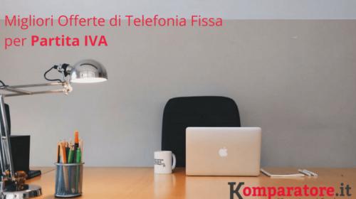 Tariffe Business: Le 4 Migliori Offerte di Telefonia Fissa per Partita IVA