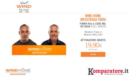 Promozioni Wind Infostrada Nuove Offerte ADSL e Fibra
