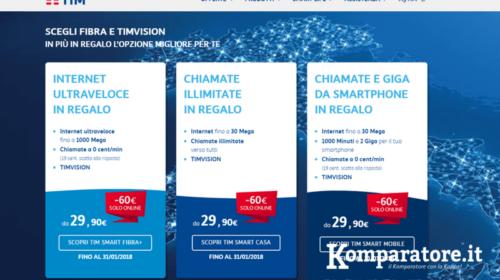 Offerte Smart di TIM: Come Approfittare dello Sconto di 60 Euro