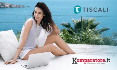 Offerte Tiscali Fibra e ADSL a Meno di 20 Euro al Mese