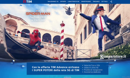 Internet 5G TIM Presentate le Offerte TIM Advance
