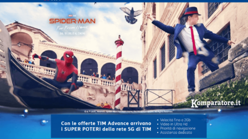 Internet 5G TIM: Presentate le Offerte TIM Advance