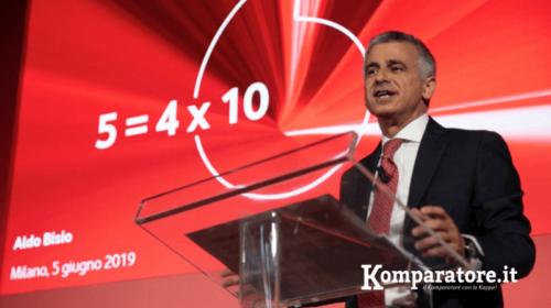 Vodafone Porta la Rete 5G in 5 Città in Italia